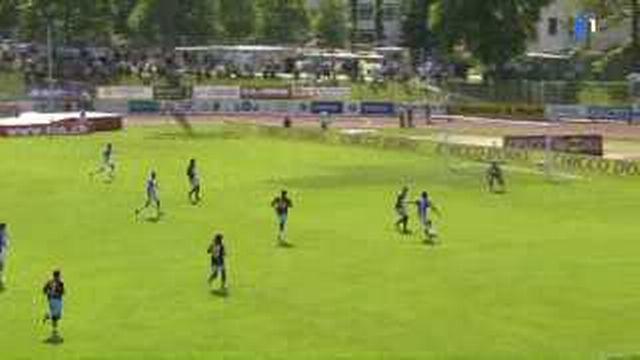 Football / Super League: Zurich bat Bellinzone (1-0)