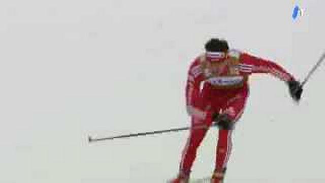Ski de fond / Coupe du Monde: victoire du Suisse Dario Cologna