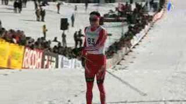 Ski de fond / Coupe du Monde: retour sur la saison du vainqueur Dario Cologna
