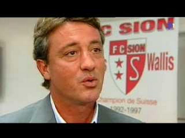 Football/Super League: Marco Schällibaum nommé entraîneur du FC Sion