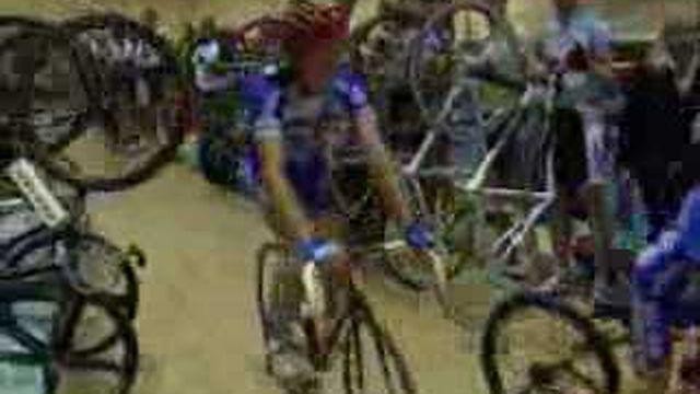 Le cycliste Laurent Dufaux met un terme à sa carrière