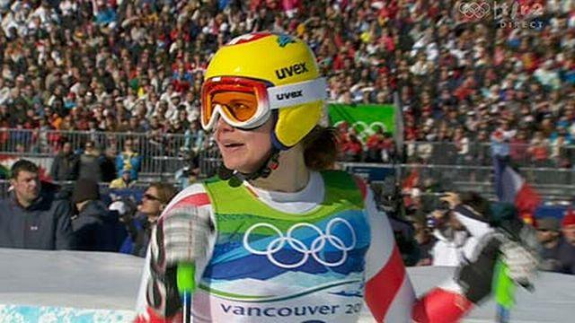 JO Vancouver: Ski Alpin - Descente dames - Nadja Kamer (SUI)