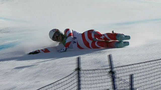 JO Vancouver: Ski Alpin - Descente dames - Dominique Gisin (SUI)