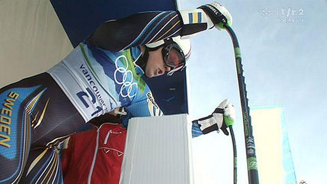 JO Vancouver: Ski Alpin - Descente dames - Anja Paerson