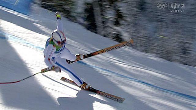 JO Vancouver: Ski Alpin - Descente dames - Marion Rolland