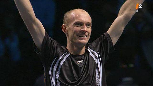 Tennis / Masters (finale): Davydenko - Del Potro / le Russe remporte le Masters