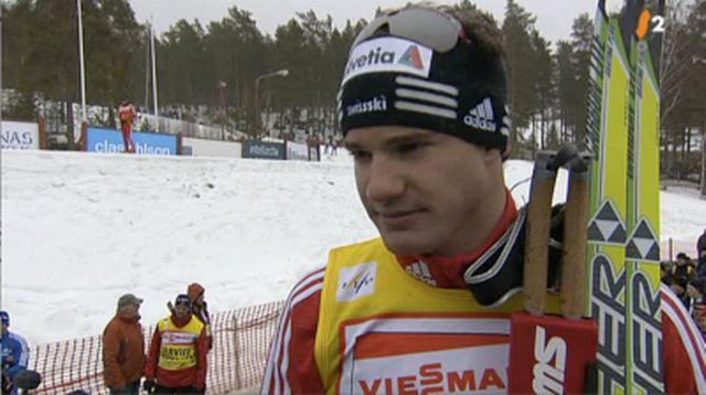 Ski nordique: Dario Cologna remporte la coupe du monde