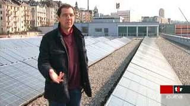 En Suisse, l'énergie solaire fait de plus en plus d'adeptes auprès du grand public