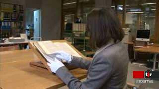 VD / Lausanne: la bibliothèque universitaire collabore avec Google pour numériser une partie de ses ouvrages