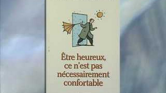 Livres: l'obsession du bonheur avec Thomas d'Ansembourg. Interview