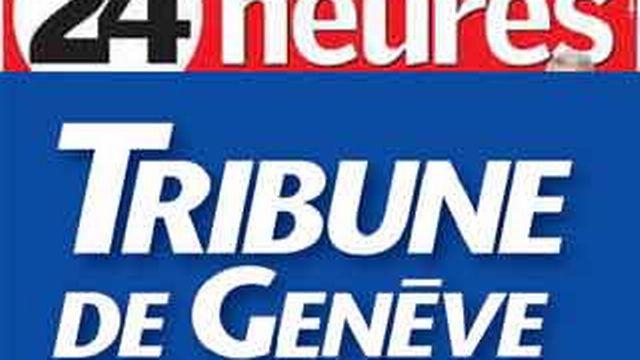 Relookés ce matin, la Tribune de Genève et 24 heures lancent une offensive sur le Net. Les deux journaux proposent le 16.30, un aperçu de l'actualité dans l'après-midi.