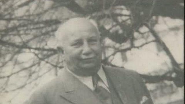 Témoignage de Spira Henry sur la piste des juifs refoulés