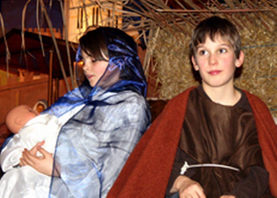 Messe du jour de Noël à Genève suivie du Message de Noël et de la bénédiction Urbi et Orbi