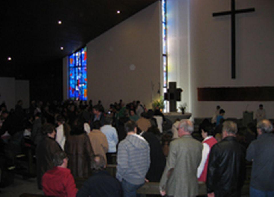 Eglise catholique de Malleray-Bévilard