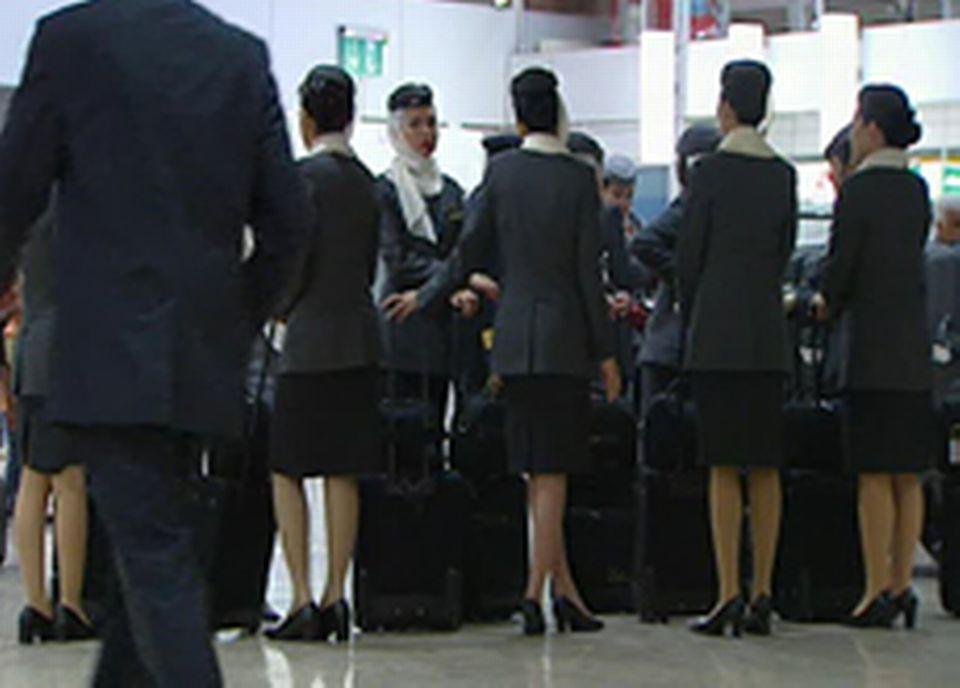 Les hôtesses de l'air sont soumises au jet lag, qui dérègle l'horloge interne