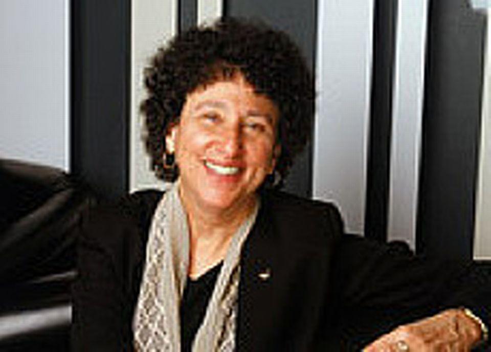 Marion Nestle, Professeur au département de nutrition et d'études des aliments de l'Université de New York