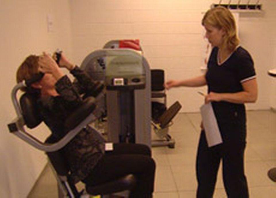 En cas de lombalgie, c'est le mouvement et non l'immobilité qui soigne