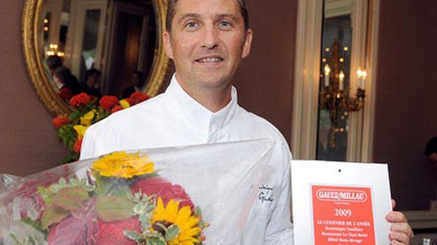Dominique gauthier cuisinier de l 39 ann e 2009 for Cuisinier 2010