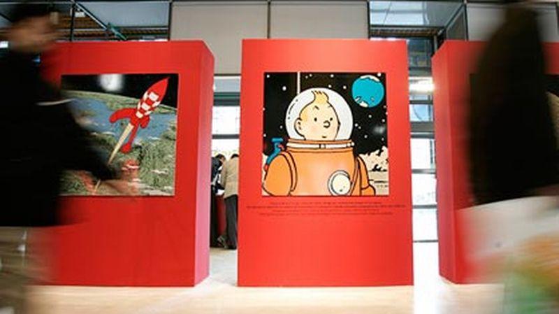 Tintin Fête Ses 80 Ans Rtsch Culture