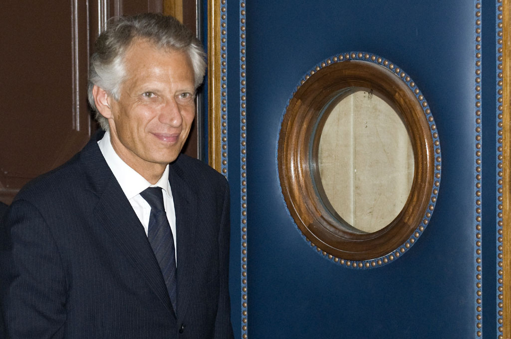 Affaire clearstream dominique de villepin relax for Chambre de compensation bancaire