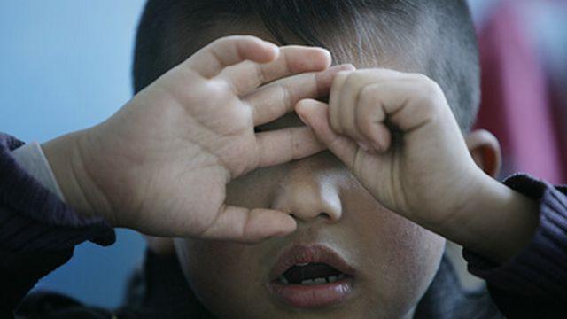 L'autisme est une maladie méconnue qui touche pourtant un enfant sur cent. [Reuters]