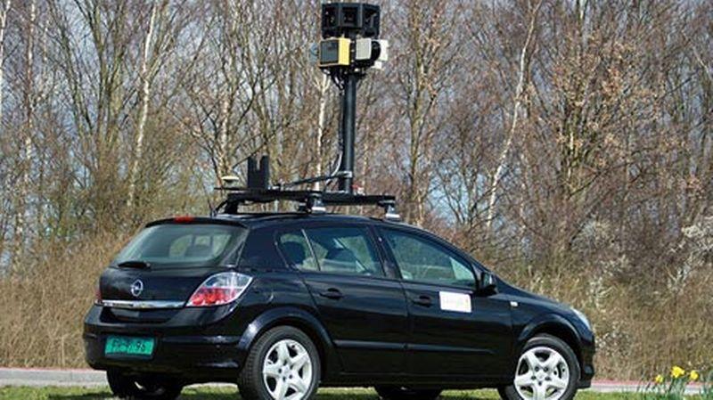 Google Street View N Est Pas Bien Vu En Suisse Rts Ch Sciences Tech