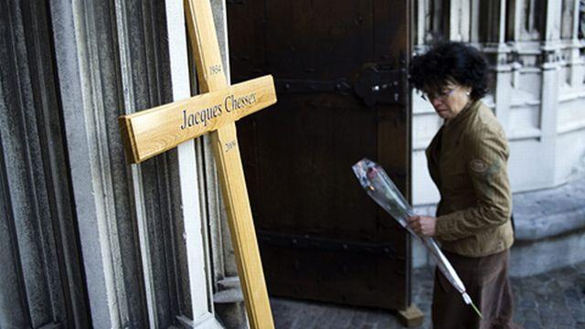 Les obsèques ont été données à la Cathédrale de Lausanne. [Keystone]
