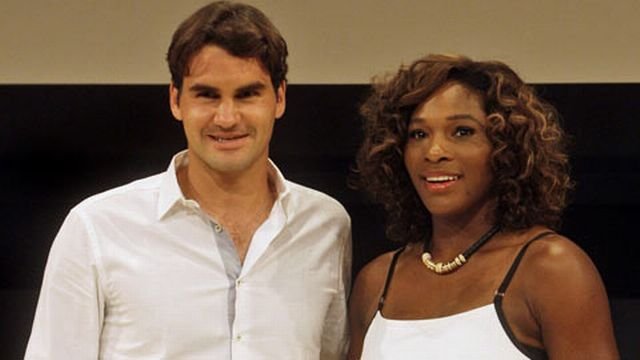 Roger Federer et Serena Williams ont été sacrés sans surprise. [Keystone]