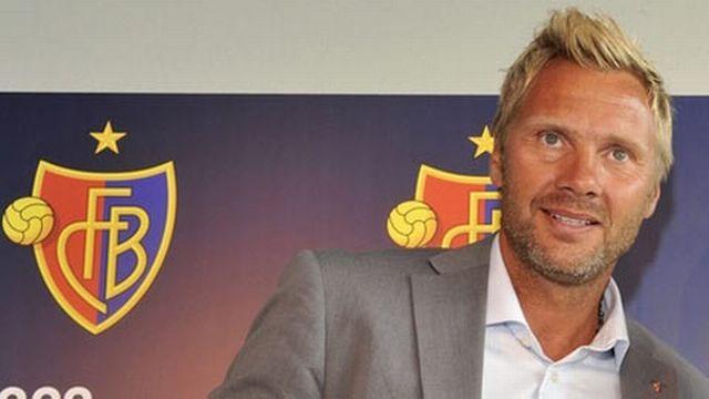 Thorsten Fink a signé un contrat de trois ans avec le FC Bâle. [Keystone]