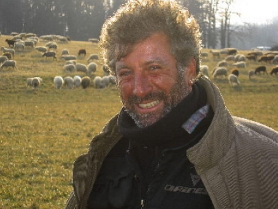 Portrait : Luigi le berger