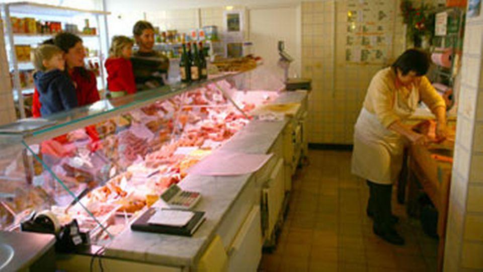 Régine et Loulous, deux ex végétariens reconvertis dans la boucherie de qualité
