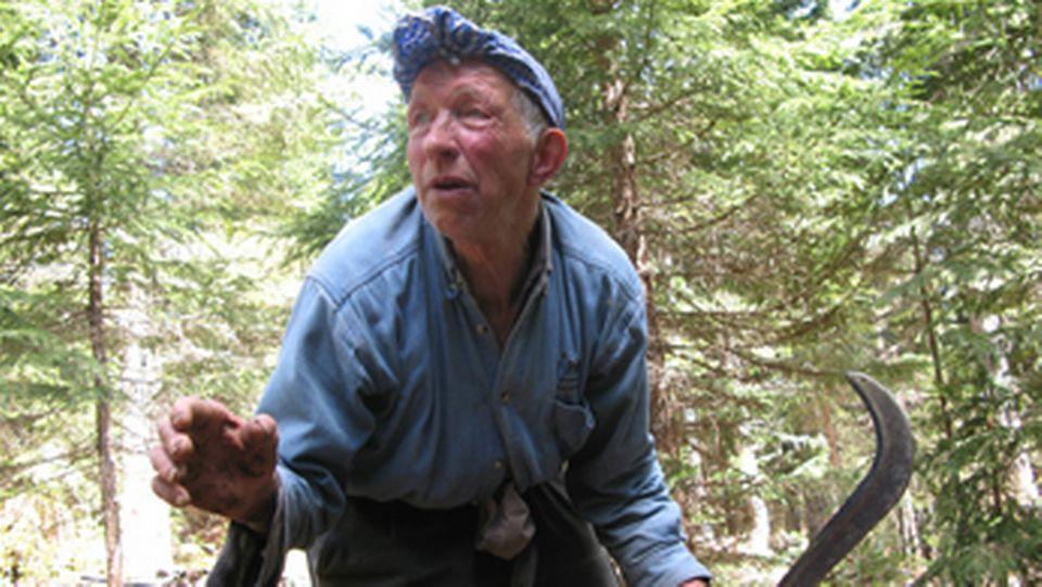 Lorenzo Pellegrini, amoureux des forêts du Risoud
