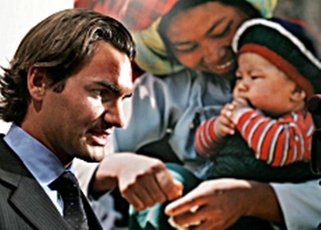 Un nouveau défi pour Roger Federer. [Keystone]