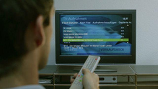 Bluewin TV: une nouvelle façon de regarder de la TV