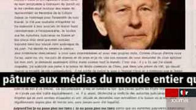 Extradition de Roman Polanski: le cinéaste franco-polonais sort de son silence
