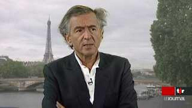 Extradition de Roman Polanski: entretien avec Bernard-Henri Lévy, philosophe