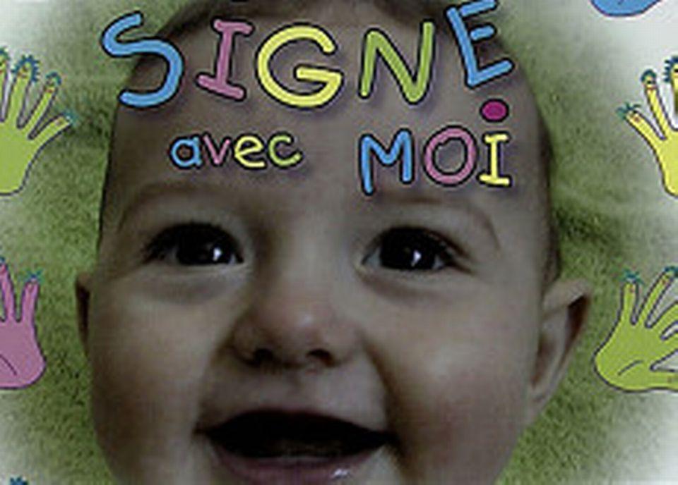 """Méthode """"Signe avec moi"""""""