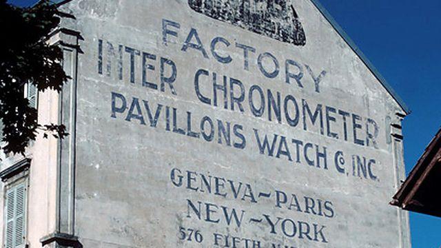 Le Locle et La Chaux-de-Fonds, deux villes construites par et pour l'horlogerie.