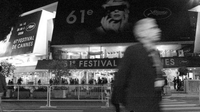 La dernière séance à Cannes. [dominique willemin      - rsr]