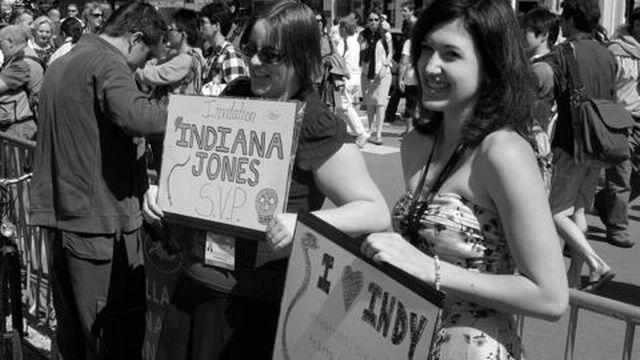 Sous influence Indiana Jones... [dominique willemin      - rsr]