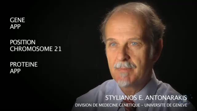 Le gène APP par Stylianos E. Antonarakis