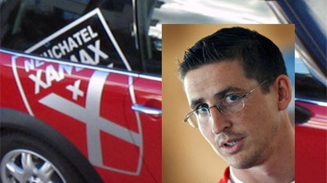 Alexandre Rey est désormais à la tête de la société de promotion du Xamax
