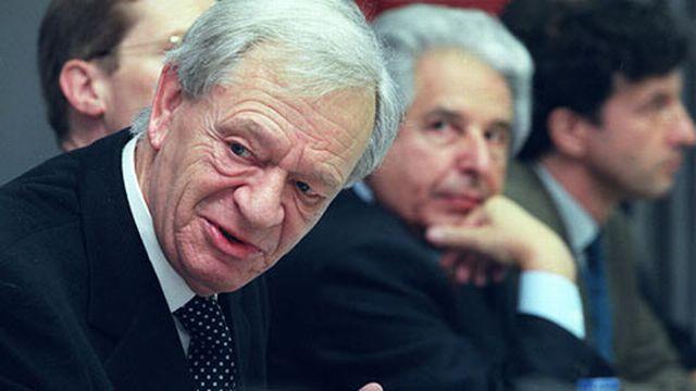 L'auteur du célèbre rapport Bergier est décédé à l'âge de 77 ans. [Reuters]