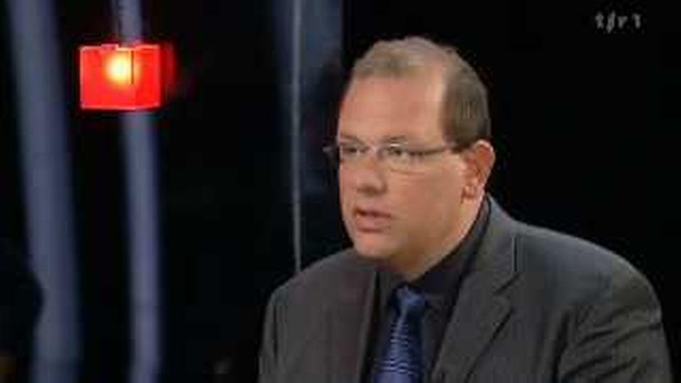 Entretien avec Luc Mariot, journaliste ABE