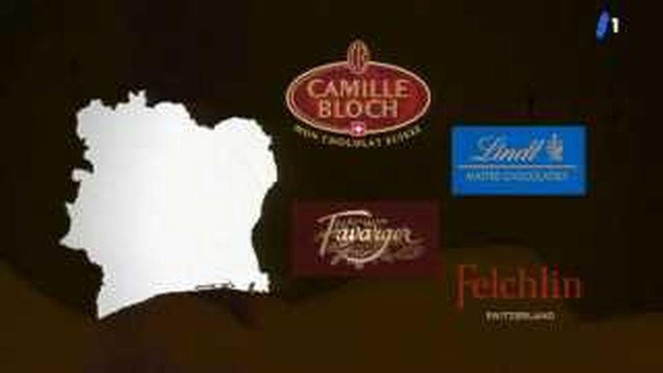 Quels sont les fabricants suisses de chocolat qui se fournissent en Côte d'Ivoire ?