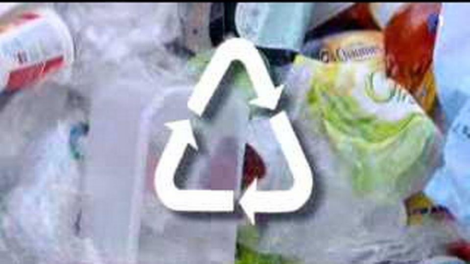 Recyclage des différents plastiques