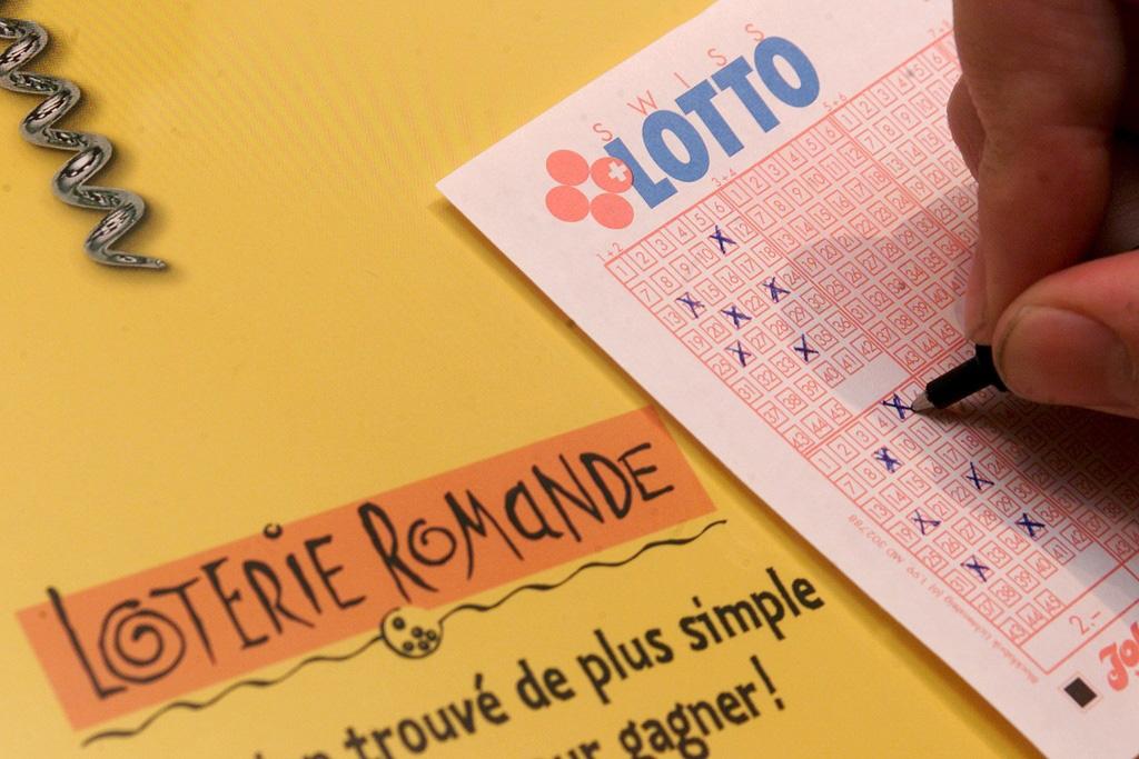 Loterie romande resultat swiss lotto