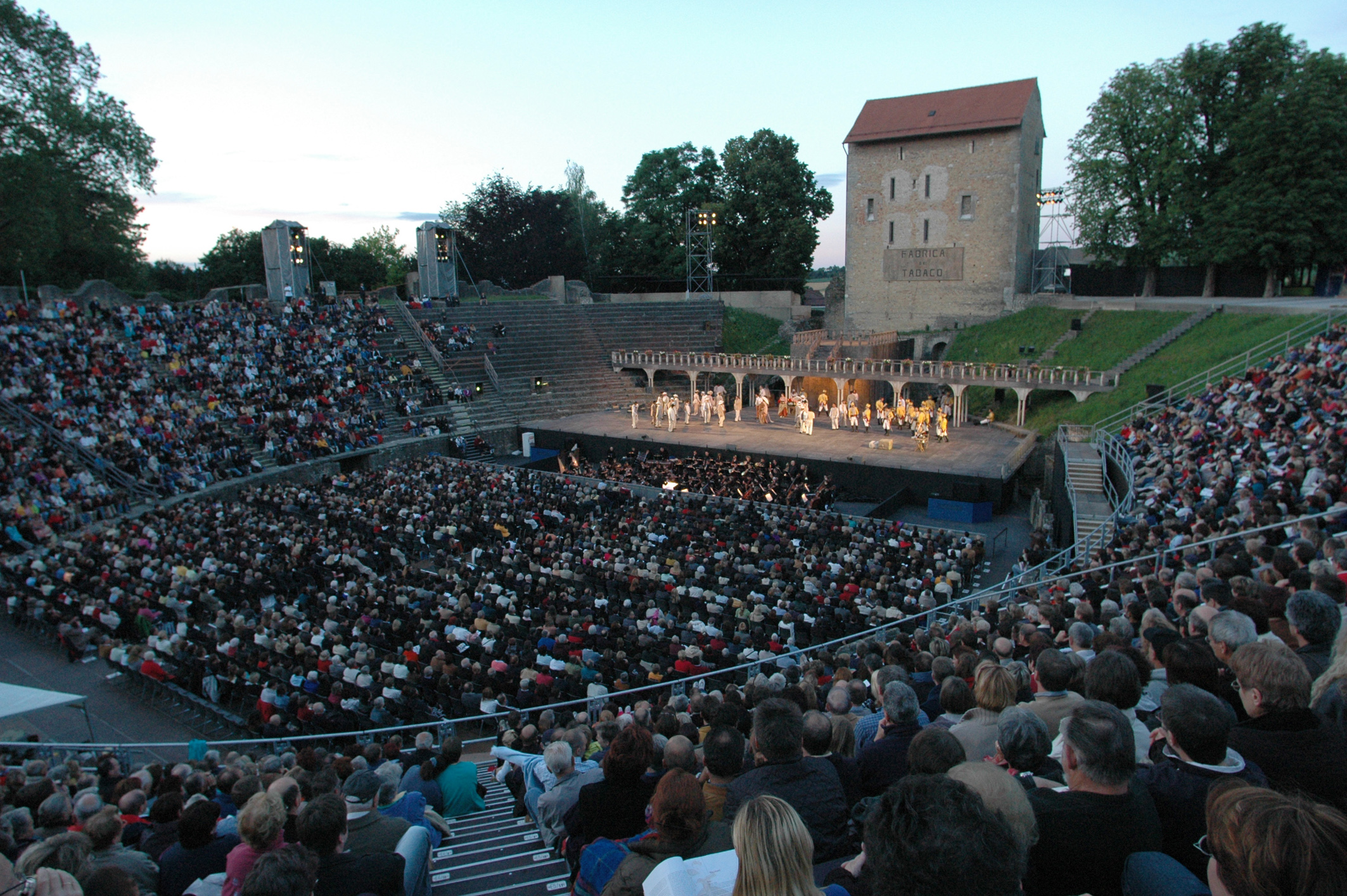 Festival d'Opéra Avenches.