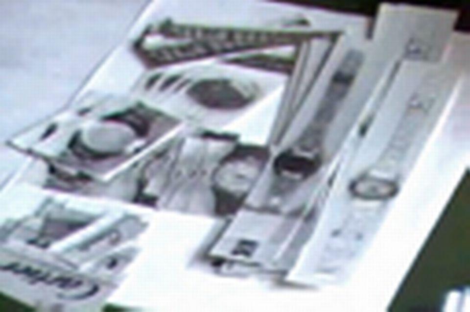 Vudupasse montre contrefaco
