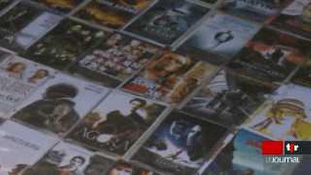 Espagne: le téléchargement de films est légal, ce qui facilite le commerce de DVD piratés